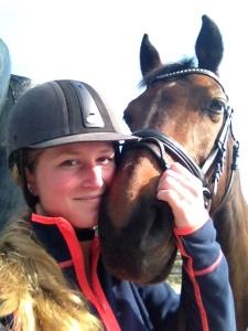 paard ruiter cap hoofdstel vantaggio