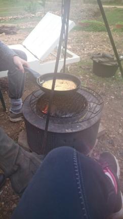 Pannenkoeken vuur eco living