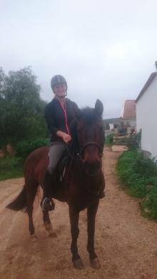 Toscha pony